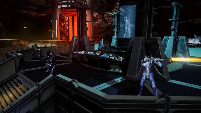 Star Trek Online descarta el juego cruzado en consolas