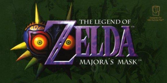 Zelda: Majora's Mask para 3DS, aparece listado en una conocida cadena de tiendas