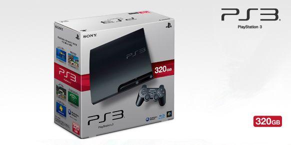 Revelado un nuevo modelo de PlayStation 3: CECH-3000B