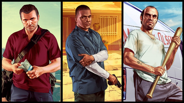 Grand Theft Auto 5 reaches 65 million games sold