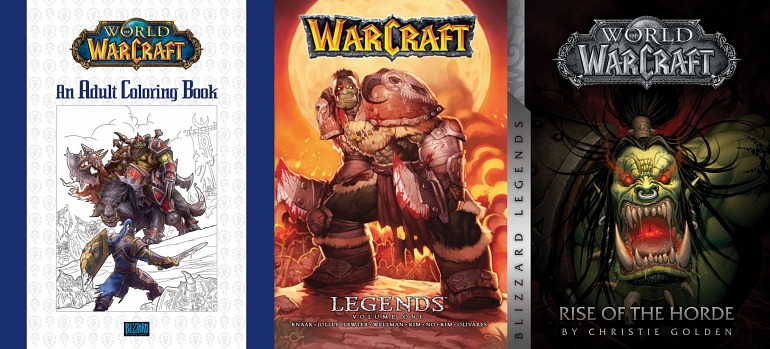Blizzard crea su propia editorial de libros, Blizzard Publishing