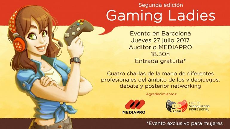 Gaming Ladies confirma nueva fecha de celebración