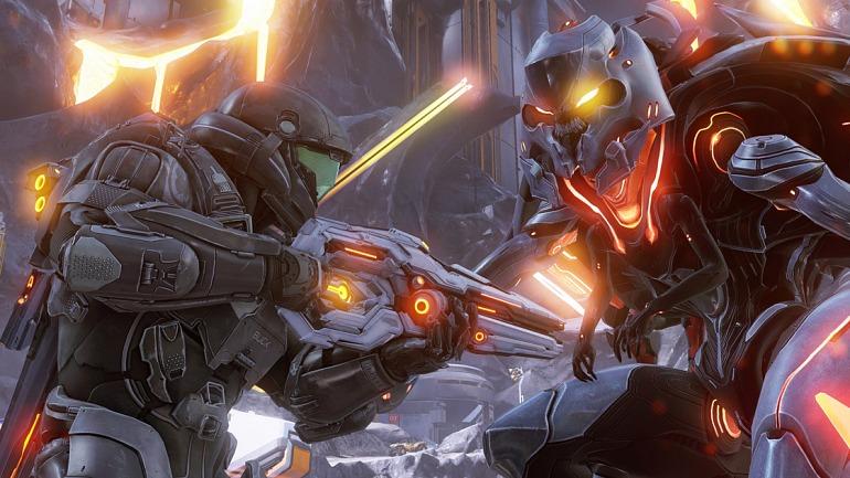 343 Industries detalla todas las mejoras de Halo 5 en Xbox One X