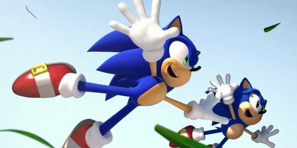 Confirmados nuevos juegos de Sonic en 2013