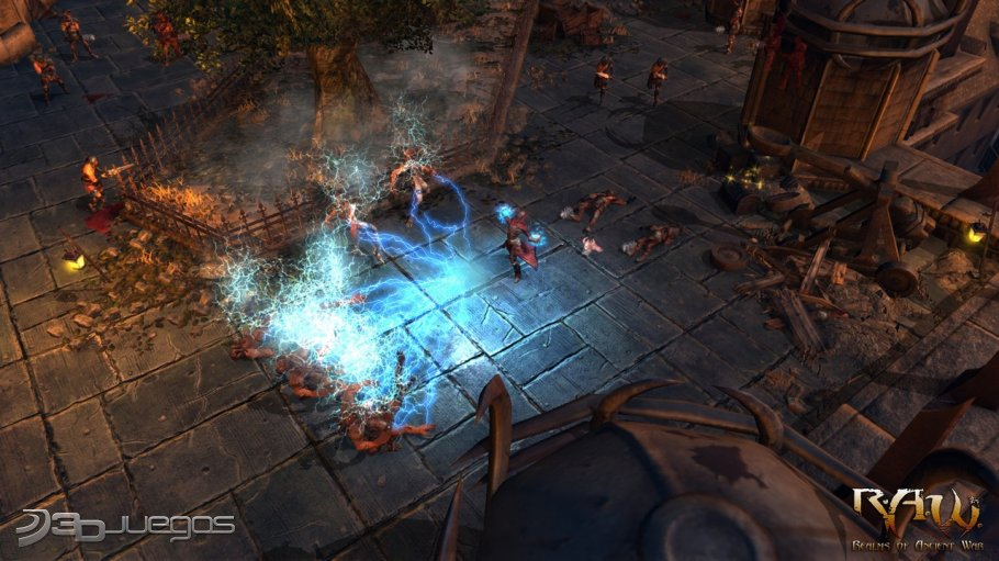 Imagenes R.A.W. Realms Of Ancient War PC