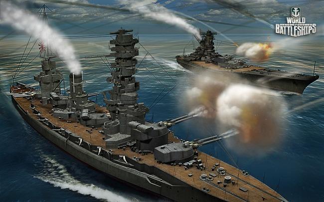 World of Warships se lanza el 17 de septiembre