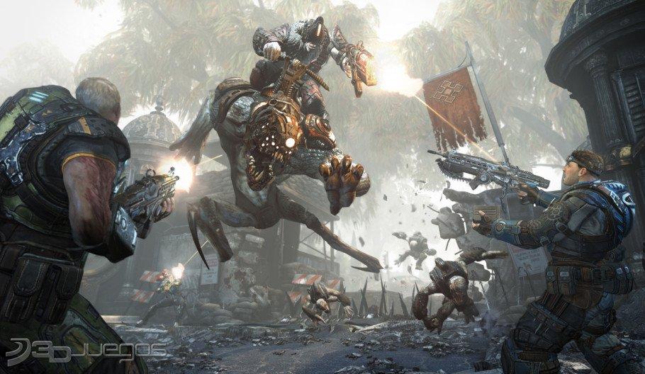 Imagenes Gears Of War Judgment XBOX 360