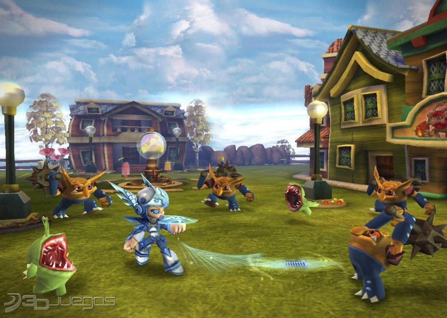 imagenes Skylanders Giants XBOX 360 Descargar