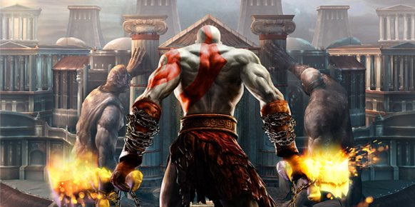 Sony no descarta que God of War aparezca en PSVita y dispositivos iOS