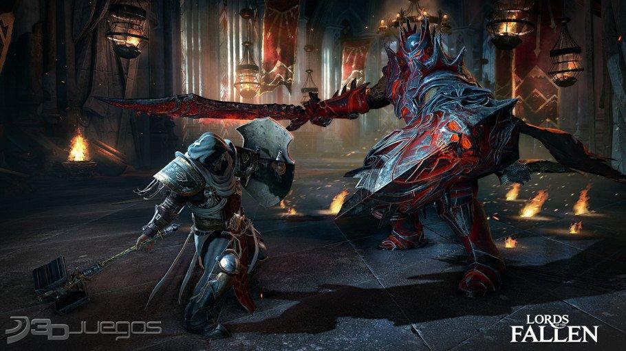 Lords Of The Fallen Lo Nuevo De Uno De Los Creadores De The Witcher