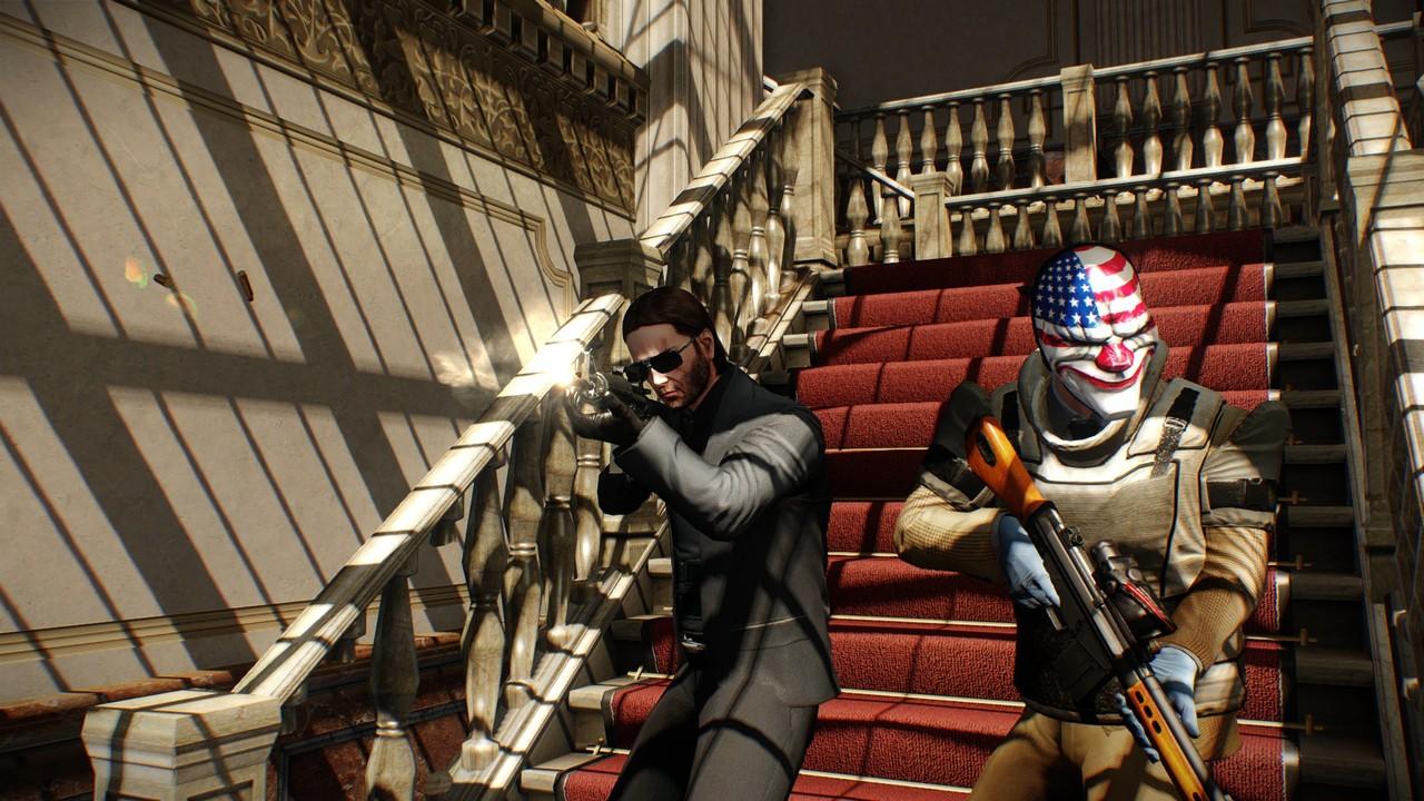 PayDay 2: Crimewave Edition Se Verá A 1080p En Xbox One Y PS4