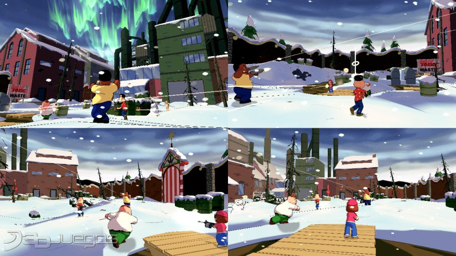 Imagenes Family Guy Back To The Multiverse XBOX 360