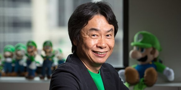 Deus Ex Machina Artificial Intelligence Meets Real: [Nintendo] Miyamoto Does Not Rule Out A Theme Park About