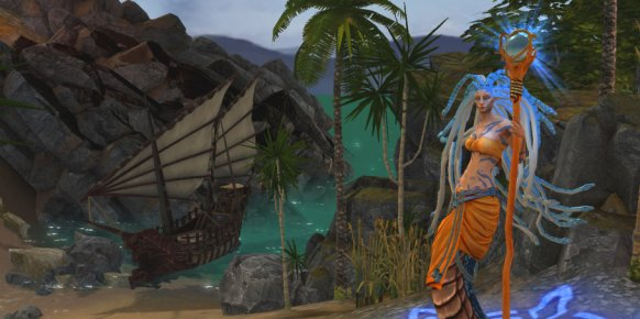 Might & Magic Heroes VI - Pirates of the Savage Sea