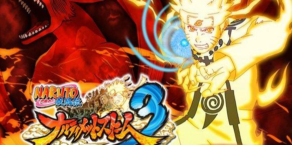 Naruto Shippuden: Ultimate Ninja Storm 3 confirma su lanzamiento en Europa