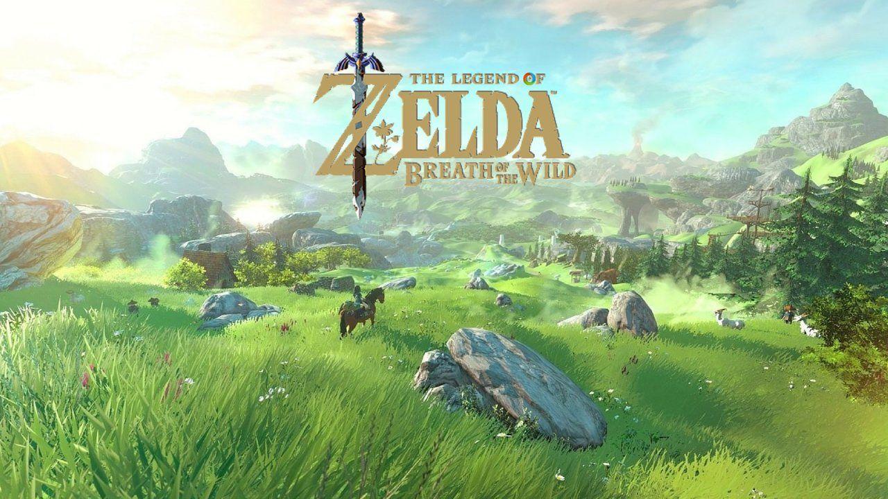 """Resultado de imagen para """"Zelda: Breath of the Wild"""""""