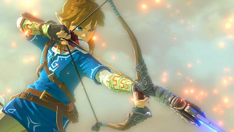 The Legend of Zelda en 2017, y para Wii U y NX