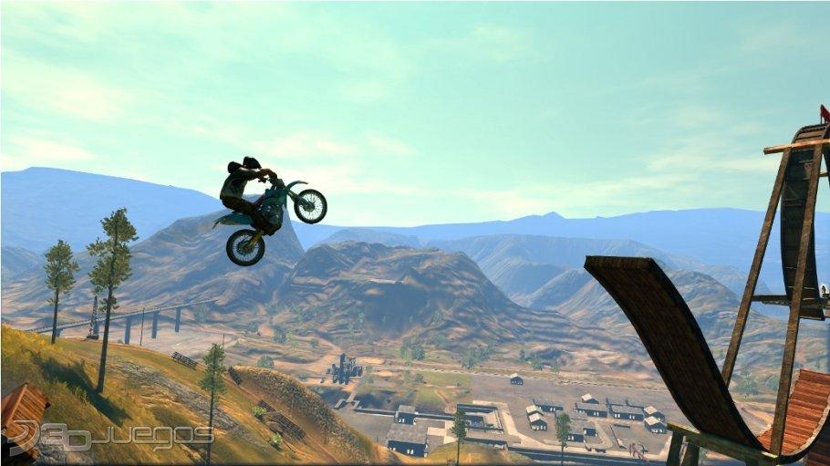 Imagenes Trials Evolution Gold Edition PC