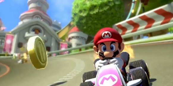Construyen en Norteam�rica una pista de carreras basada en Mario Kart