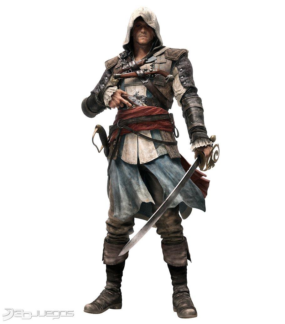 HOY les traigo información de Assassin's Creed 4: Black Flag espero