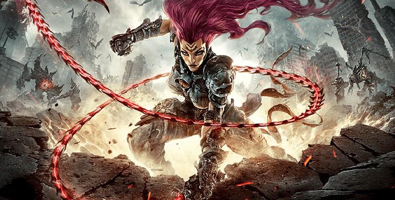 THQ Nordic lanza la web oficial de Darksiders III