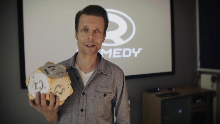 Sam Lake, de Remedy, habla de la relación entre cine y videojuegos